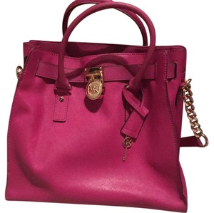 Michael Kors Satchel in pink