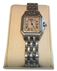 Cartier Cartier Panthere 166921 One Row Stainless Steel 22mm Quartz Watch
