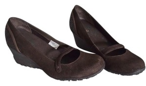 Merrell brown Wedges