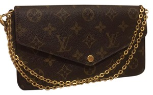 Louis Vuitton Felicie Favourite Pochette Speedy Woc Cross Body Bag