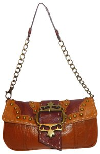 Betsey Johnson Refurbished Leather Lined Shoulder Bag