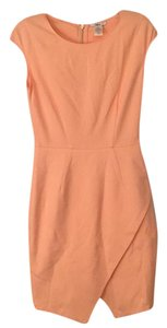 Bar III short dress Peach on Tradesy