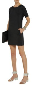J Brand short dress black Stretchy Mini on Tradesy
