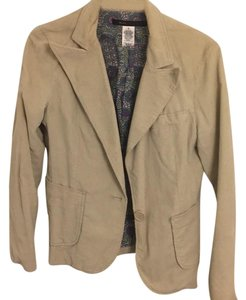 Marc by Marc Jacobs beige Blazer