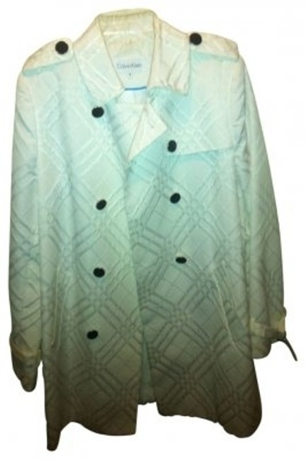 Item - White Coat Size 8 (M)
