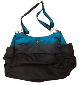 Lululemon Black Travel Bag