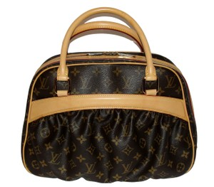 Louis Vuitton Mizi Limited Edition Mitzi Klara Discontinued Rare Satchel in Brown