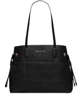 Michael Kors Mae Drawstring Tote in Black