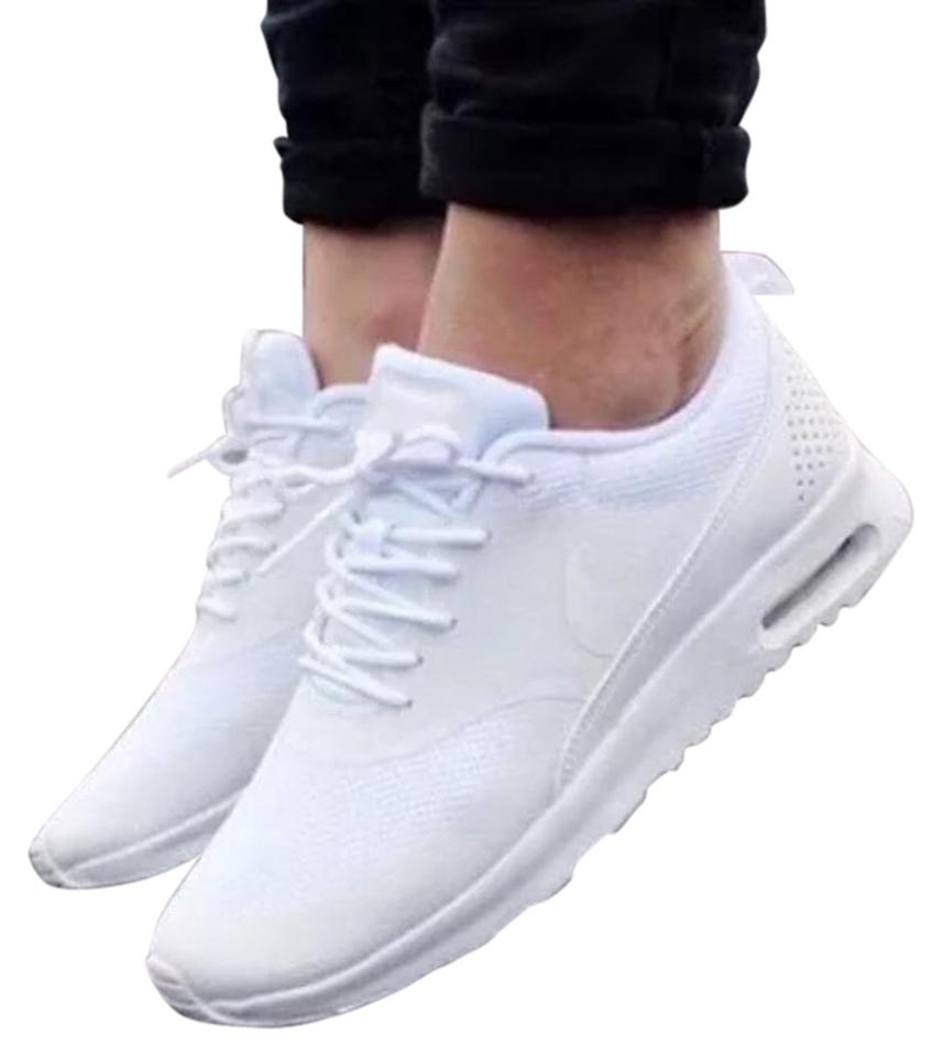 Nike Women's Air Max Thea Sneakers White Sneakers Style/Color: 599409-101 Sneakers Thea e131ea