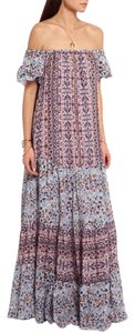 Maxi Dress by See by Chloé Boho Off The Printed
