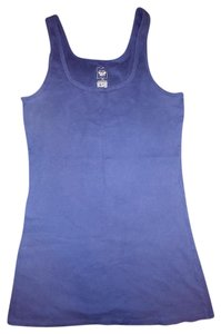 Mossimo Supply Co. Xl Scoop Neck Top Blue