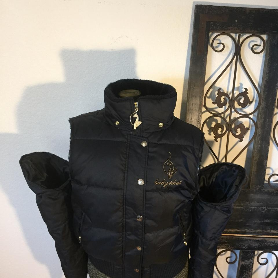 Baby Phat Down Jacket Coat Tradesy