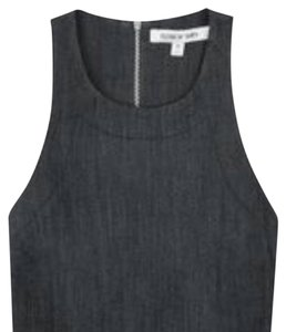 Elizabeth and James Indigo Halter Top