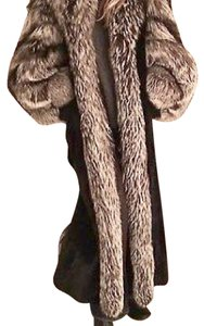 Custom Designer Fur Coat