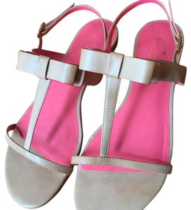Kate Spade nude/coral pinkish Sandals
