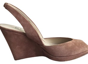 Michael Kors neutral beige-brown Platforms