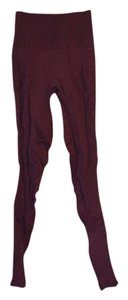 Lululemon lululemon burgundy leggings