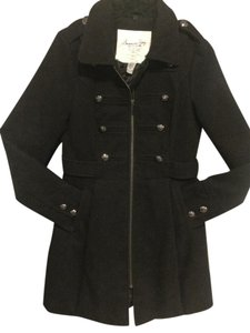 American Rag Winter Buttons Pea Coat