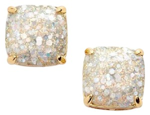 Kate Spade Opal glitter Gumdrop earrings
