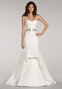 Hayley Paige Sample Like New Hayley Paige Clover Wedding Dress