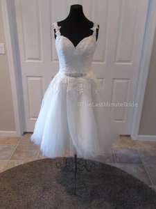 Bonny Bridal 519 Wedding Dress