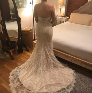 Cristiano Lucci Gorgeous Unique Wedding Gown Wedding Dress