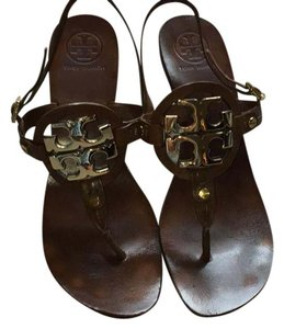 Tory Burch caramel Sandals