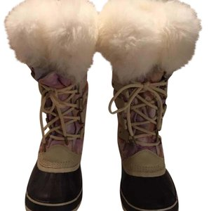 SOREL Champion Special Edition Pink Boots