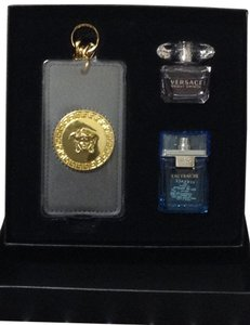 Versace Women Versace Bright Crystal / Men Versace EAU Fraiche Gift Set