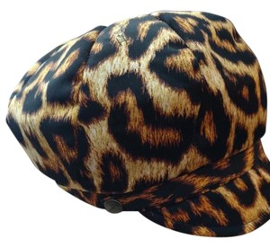 Roberto Cavalli Just Cavalli Newsboy Hat