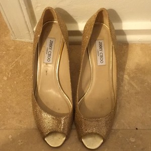 Jimmy Choo sequin Pumps