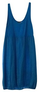 New Directions short dress blue on Tradesy