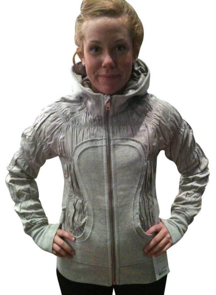 new specials amazing price latest style Lululemon Dune Scuba Special Edition Hoodie Ruching Tencel Jacket Size 10  (M) 15% off retail
