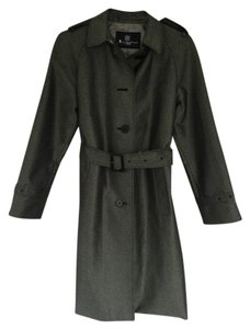 Aquascutum Trench Winter Jacket Trench Coat