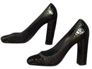Prada Black patent Pumps