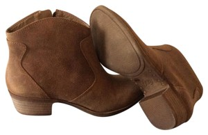 Lucky Brand Lucky Ankle Brown Boots
