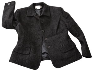 Jones New York Short Waisted Jacket Black Blazer