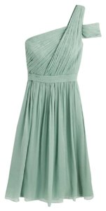 J.Crew Bridesmaid Silk Chiffon One Dress