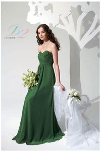 B2 Bridesmaid Formal Gown Ball Gown Dress