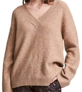 H&M Oversized V Neck Sweater