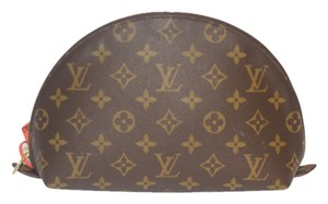 Louis Vuitton Louis Vuitton Demi Ronde Monogram Cosmetic Bag Round