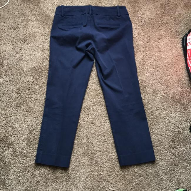 Lilly Pulitzer Capri/Cropped Pants Navy