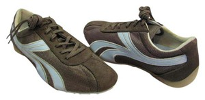 Xhilaration Size 7.00 M Very Good Condition Brown, Blue, Athletic