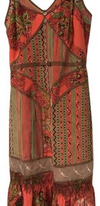 Tracy Reese intermix short dress multi on Tradesy