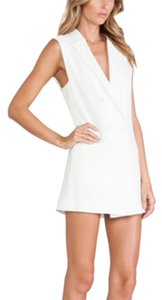 Lovers + Friends short dress Off White on Tradesy