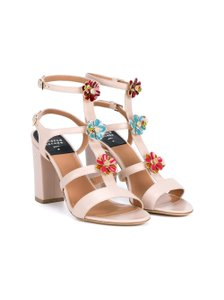 Laurence Dacade Nude/Multi Sandals