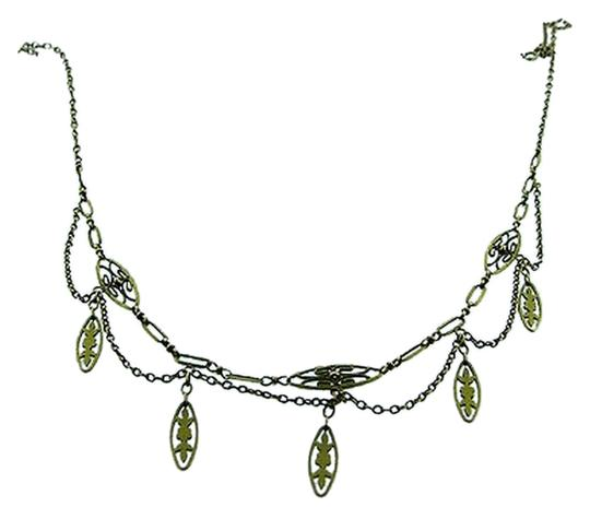 Preload https://item4.tradesy.com/images/fine-estate-14k-yellow-gold-necklace-2069403-0-0.jpg?width=440&height=440