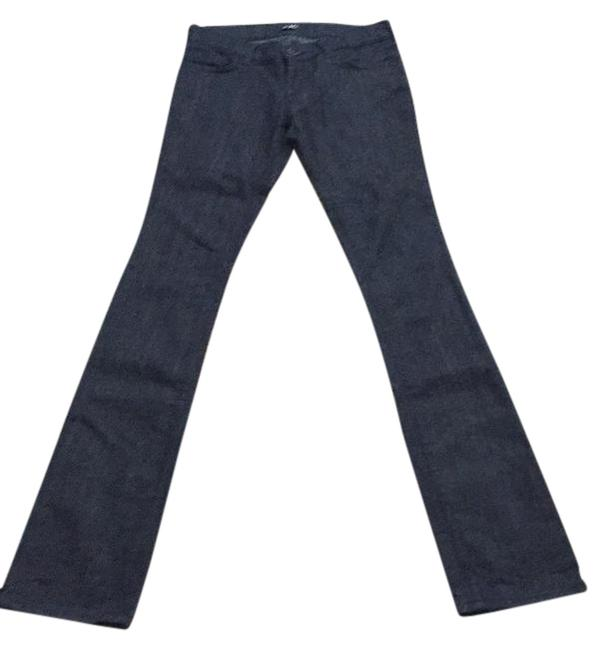 Item - Dark Blue Couture Straight Leg Jeans Size 26 (2, XS)
