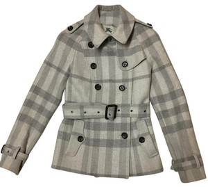 Burberry London Pea Coat