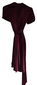 INC International Concepts Silk Holiday Polyester Dress
